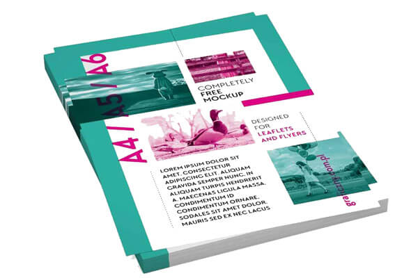 About CP Print Services Leaflet Printing