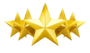 Five Star Rating For CP Print Services