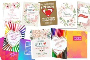 Personalised Diaries & Custom Planners