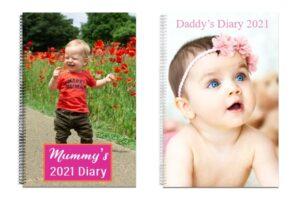 Personalised A5 Diaries & Custom Planner